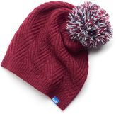 Keds Women's Cable-Knit Pom Beanie