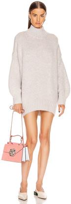 STAUD Charlotte Sweater in Cloud | FWRD