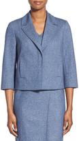 Classiques Entier &Violetta& Interlock Crop Jacket