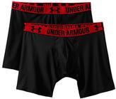 Under Armour HeatGear 6'' Boxerjock Boxer Brief 2-Pack