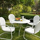 Mercury Row Timothea 5 Piece Dining Set Chair