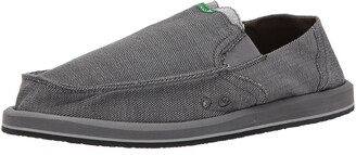 Sanuk Men's Pick Pocket Denim Loafer