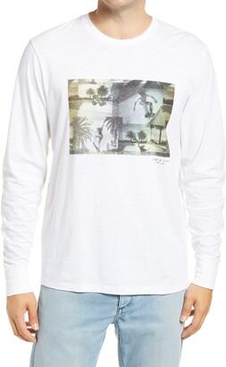 Rag & Bone Rainbow Skater T-Shirt