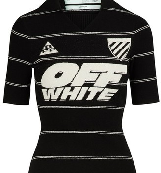 Off-White Logo polo shirt