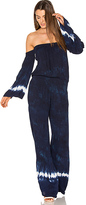Young Fabulous & Broke Young, Fabulous & Broke Estelle Jumpsuit in Blue. - size XS (also in )