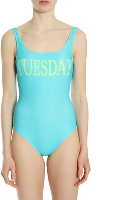 Alberta Ferretti One Piece Swimsuit