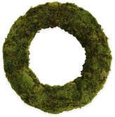 """Knud Nielsen Company 18"""" Mood Moss Wreath - Dried"""
