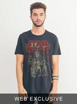 Junk Food Clothing Star Wars Leia Group Tee-bkwa-xxl