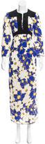Aquilano Rimondi Aquilano.Rimondi Floral Print Maxi Dress