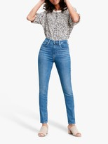 Levi's 721 High Rise Skinny Jeans, On The Same Page