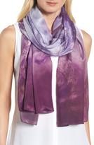 Nordstrom Women's Ocean Ombre Silk Wrap