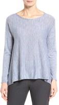Eileen Fisher Women's Featherweight Seamless Merino Wool Sweater