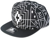 Marcelo Burlon County of Milan Starter Salomon cap - men - Leather - One Size