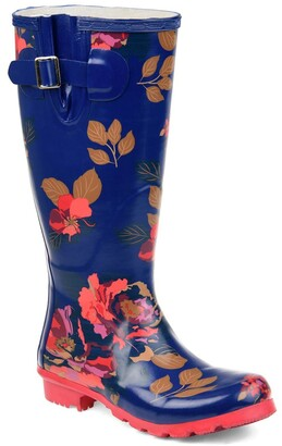 Journee Collection Misty Water Resistant Tall Boot