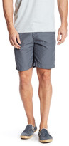 Save Khaki Railroad Stripe Bermuda Short