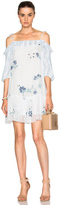 See by Chloe Off Shoulder Mini Dress