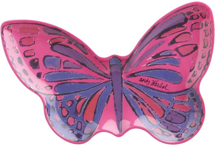 CB2 Butterfly Appetizer Plate