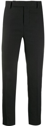 Rick Owens Slim Fit Trousers