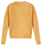 Acne Studios Samara round-neck wool sweater