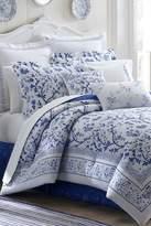 Laura Ashley Charlotte Comforter Set - Blue
