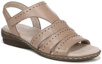 FitFlop Beacon Ankle Strap Leather Sandal - Wide Width Available