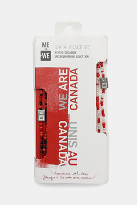 Ardene 'We Are Canada' Bracelets