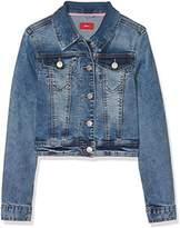 S'Oliver Girl's 73.803.51.4318 Jacket