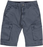 Diesel 'Pansi Cargo' Shorts (Kids) - Monument Grey-10 Years