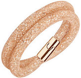 Swarovski Stardust Crystal Mesh Wrap Bracelet