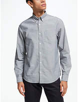 Carhartt WIP Long Sleeve Pocket Shirt, Grey