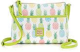 Dooney & Bourke Tiki Collection Ginger Pineapple Cross-Body Bag