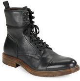 John Varvatos Harden Lace Boots