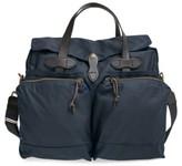 Filson '24 Hour' Tin Cloth Briefcase - Blue