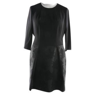 Thomas Rath Black Cotton Dress for Women
