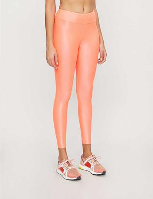 Koral Lustrous high-rise stretch-jersey leggings