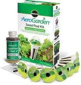 AeroGarden 9-Pod Seed Kit, Salad Greens