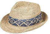 Roxy Juniors' Witching Panama Hat