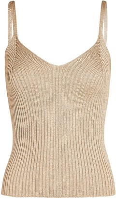 Intermix Vaughn Sleeveless Knit Top