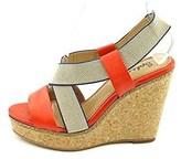 Splendid Women's Kellen Cork Wedge Sandals.
