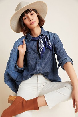 Pilcro And The Letterpress The Cate Classic Blouse