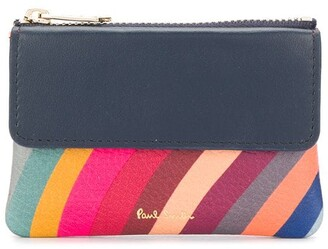 Paul Smith Striped Pouch