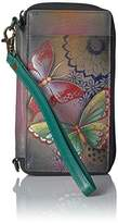 Anuschka Handpaint LR Phone Case and Wlt-1844-Bpd