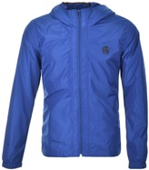 Paul Smith Windbreaker Jacket Blue