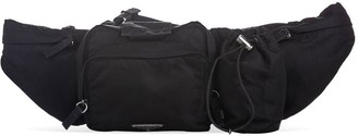 Prada Pre Owned Three-Compartment Belt Bag