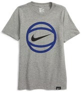 Nike Boy's Basketball Graphic T-Shirt