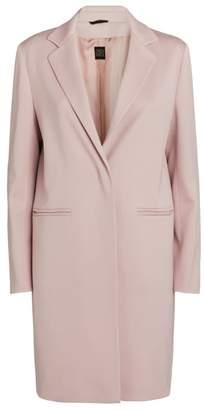 Cinzia Rocca Virgin Wool Coat
