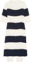 Lenny Niemeyer Striped georgette dress