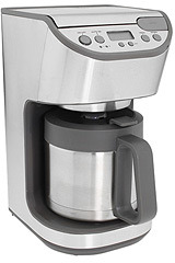 Krups KT4065 Precision Thermal 10 Cup Coffee Maker (Stainless Steel) - Home