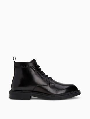 Calvin Klein Colebee Leather Boot