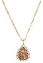 Marcia Moran Bronze Druzy Necklace